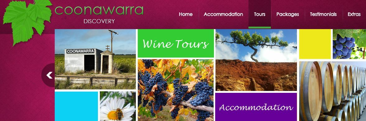 Coonawarra Discovery Custom wine tours