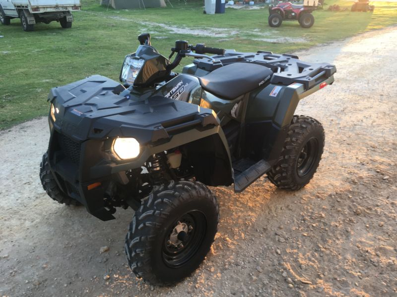 Polaris sportsman 450 3
